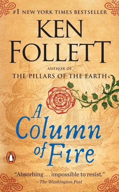 A COLUMN OF FIRE (US ED)
