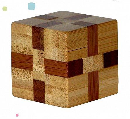 Puzzle lemn,Eureka,Cube
