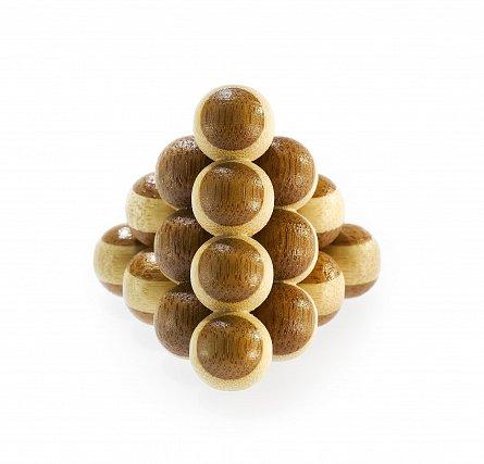 Puzzle lemn,Eureka,Common Balls