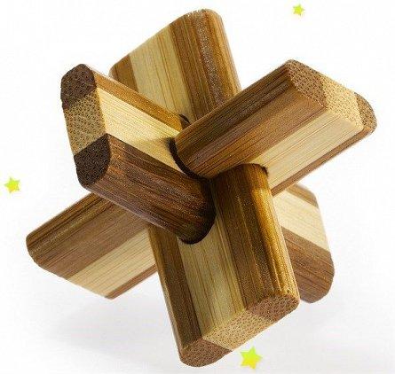 Puzzle lemn,Eureka,Dobblecross