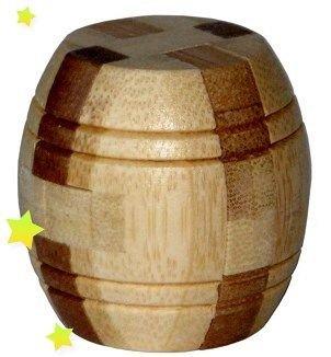 Puzzle lemn,Eureka,Barrel