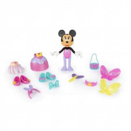 Figurina Minnie,cu accesorii,Zana