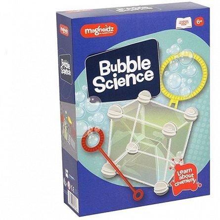 Experimente amuzante,Baloane de sapun,Keycraft,+6Y