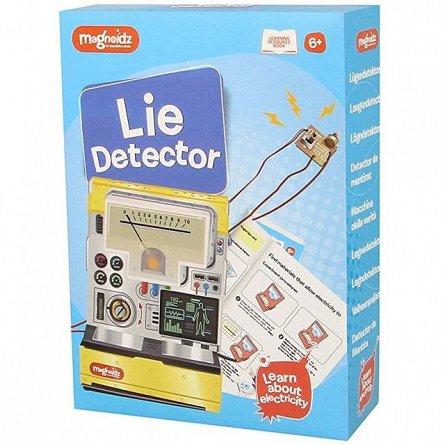 Set experimente,Detectorul de minciuni,Keycraft,+6Y