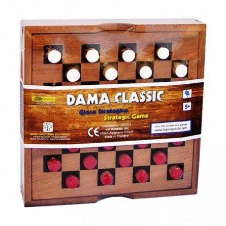 Puzzle mecanic,Dama classic