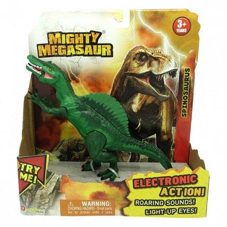 Dinozaur Mighty Megasaur,lumini si sunete,div.mod