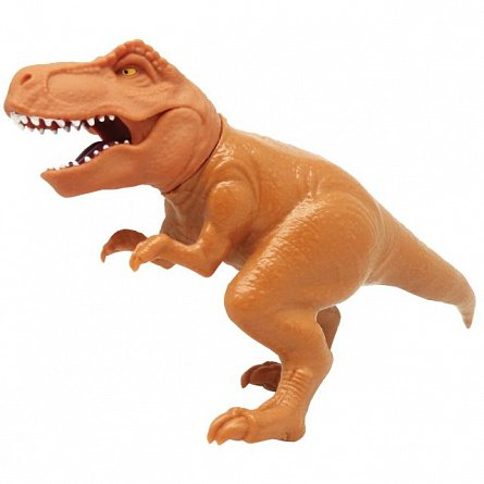 Dinozaur Mighty Megasaur,material elastic,T-REX