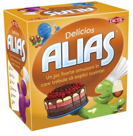 Joc Alias mini-Delicios,+10Y