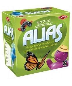 Joc Alias mini-Natura salbatica,+10Y