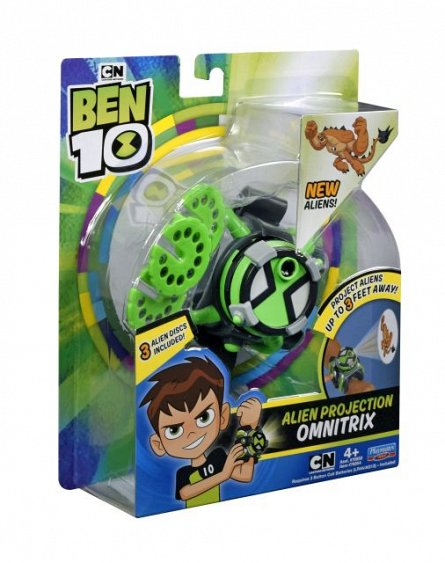 Ceas Omnitrix Ben 10,cu proiector