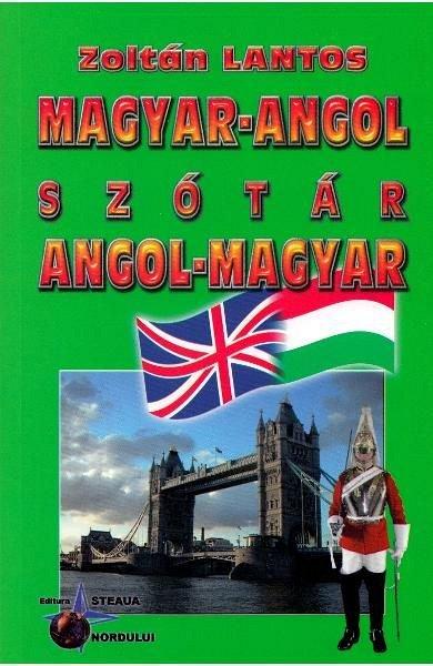 Dictionar Englez Maghiar/Maghiar Englez, Zoltan Lantos
