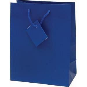Punga cadou M, albastru, uni