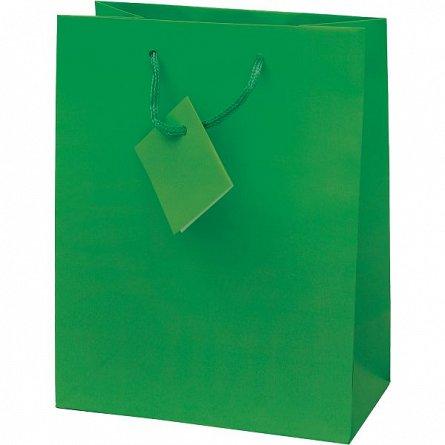 Punga cadou M, verde, uni