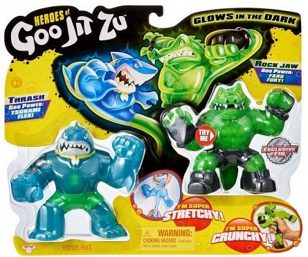 Figurina Goo Jit Zu heroes,2buc/set