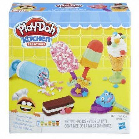 PlayDoh-Set creatie,Delicii congelate,set