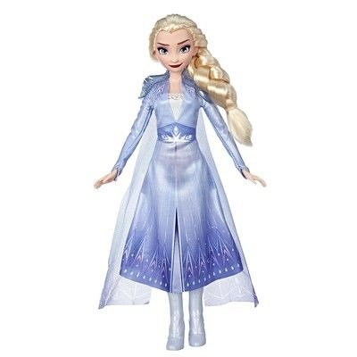 Papusa Disney,Frozen 2,Elsa,cu articulatii