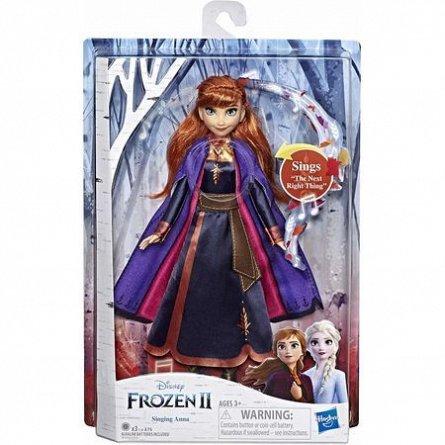 Papusa Disney,Frozen 2,Anna,muzicala