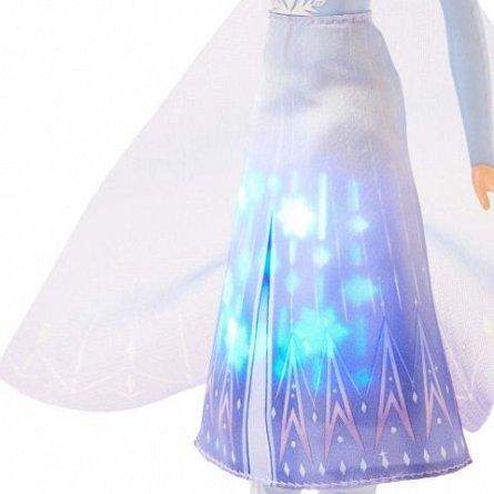 Papusa Disney,Frozen 2,Elsa,fulgi luminosi