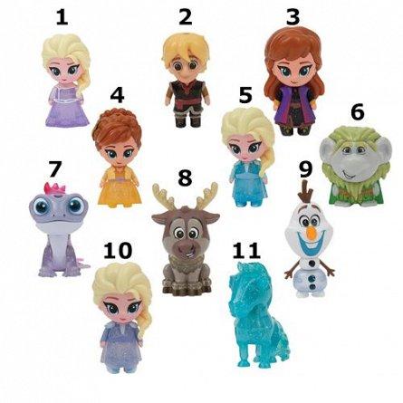 Figurina Frozen2,mini,cu lumini,div.modele