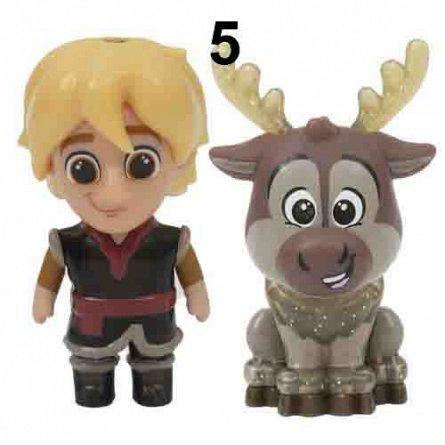 Figurine Frozen2,mini,cu lumini,2buc/set,div.modele