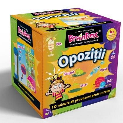 Brainbox-Opozitii