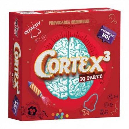 Joc Cortex 3,IQ party,2-6juc,+8Y