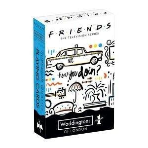 Carti de joc,Friends