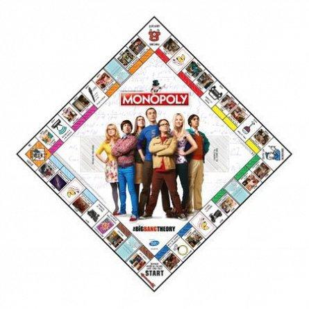 Joc Monopoly,Teoria Big Bang,+8Y