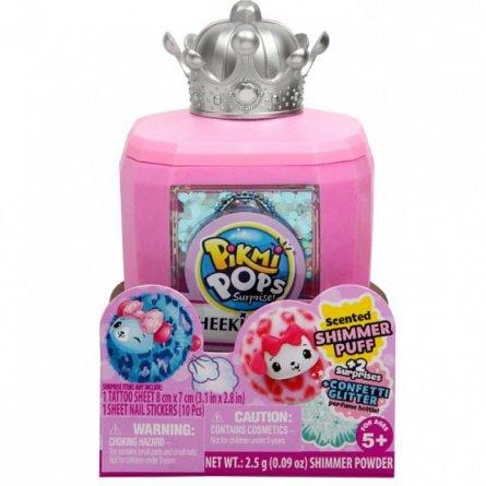 Pikmi Pops,plus parfumat,Cheeki puff,surpriza