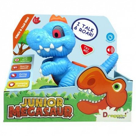 Dinozaur Junior Megasaur,interactiv