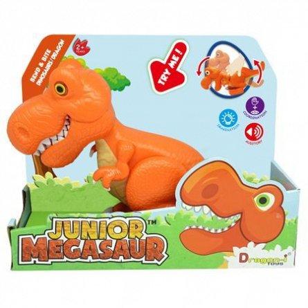 Dinozaur Junior Mighty Megasaur,T-REX,cu lumini si sunete