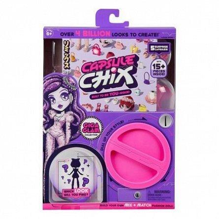 Figurine capsule Chix,S1,Giga glam,cu acc,1buc/set