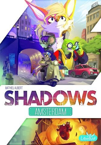 Joc Shadows Amsterdam,+10Y