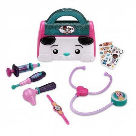 Geanta doctor,Mcstuffins Pet rescue,cu accesorii