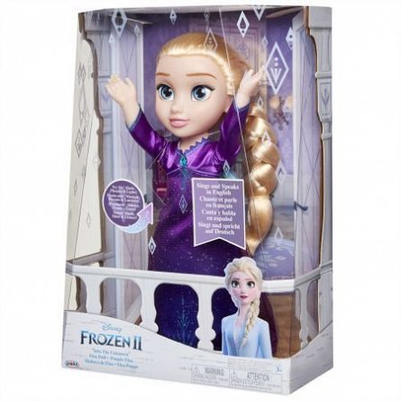 Papusa Elsa,Fronez,cu functii