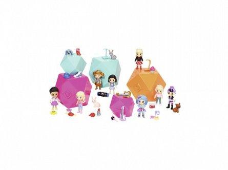 Figurina Zapf Lil'Snaps,cu accesorii,div.modele
