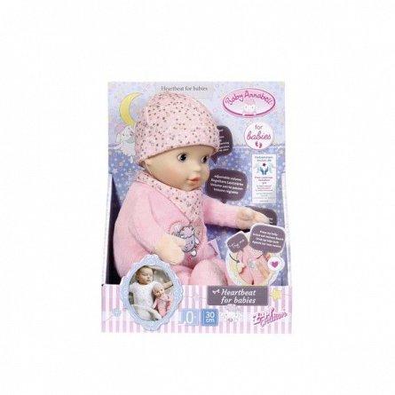 Baby Annabell-Cu batai de inima,30cm