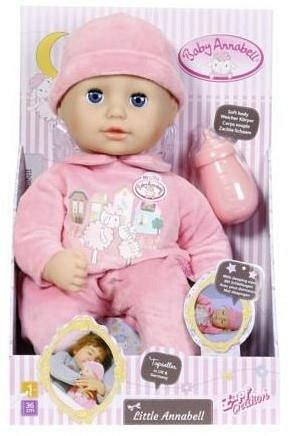 Baby Annabell-Micuta cu ochi somnorosi,36cm