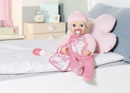 Baby Annabell-Papusa interactiva,43cm