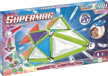 Supermag,Tags,Trendy-Set constructie,magnetic,200pcs,+3Y