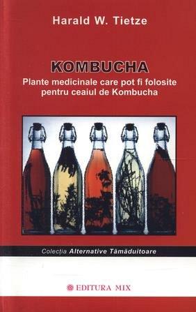 KOMBUCHA.PLANTE MEDICINALE