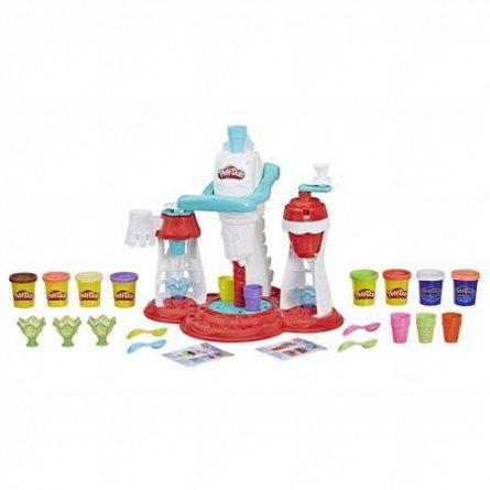 Set Play-Doh-Aparat de inghetata