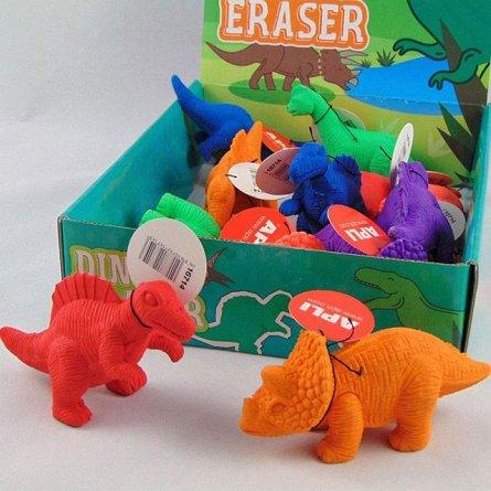 Radiera Dino,diverse culori