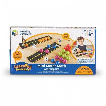 Joc matematic,Raliul numerelor,Learning Resources,+4Y