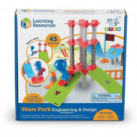 Set Skate Park,STEM,Learning Resources,+5Y