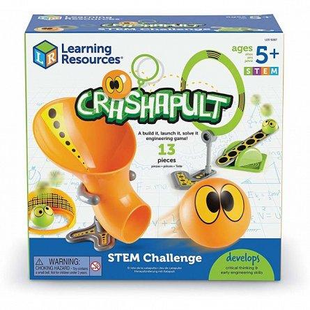 Set Catapulta vesela,STEM,Learning Resources,+5Y