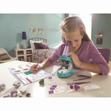 Microscop,cu jurnal activitati,Educational Insights,+8Y