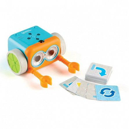 Robotelul Botley in cursa,STEM,Learning Resources,+5Y
