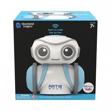 Robotel Artie 3000,Educational Insights,+7Y