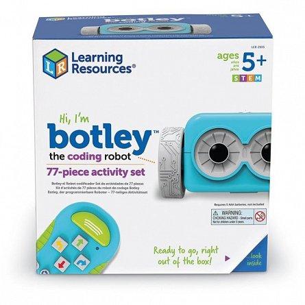 Set Robotelul Botley,STEM,Learning Resources,77pcs,+5Y